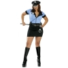 NY Cop Plus Adult Costume